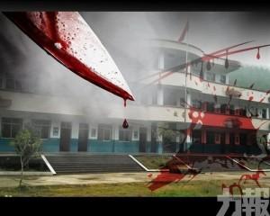 湖北小學遭人持刀闖入 斬傷10學生