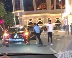 醉後涉襲警被捕