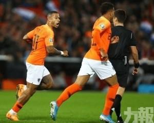 荷蘭反勝北愛歐國外升榜首