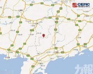 廣西玉林5.2級地震 珠海有震感