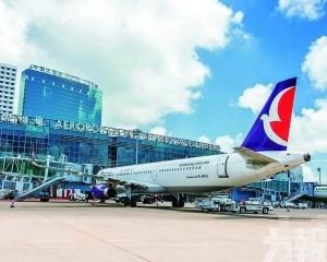 澳門機場第三季客運量按年上升17%