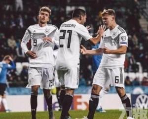 德國荷蘭C組榜首並駕齊驅