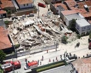 【多人被埋】巴西住宅突倒塌至少1死