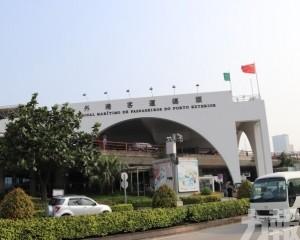 外港往來香港九龍海上航班暫維持正常服務