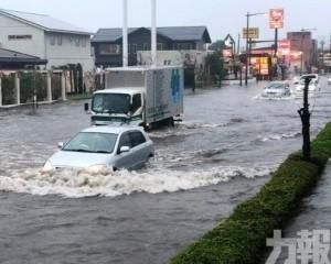 日本千葉暴雨成災致4死2失蹤