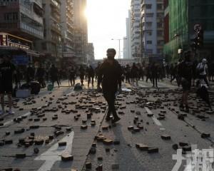 人民日報:西方絕非香港的「救世主」