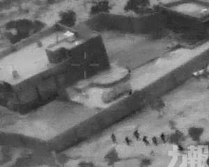 藏身房屋遭美軍轟炸