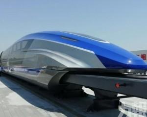 廣深擬建時速600公里磁懸浮城鐵