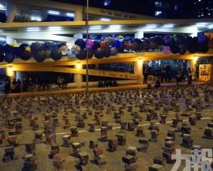 港府高層昨夜開會商社會形勢