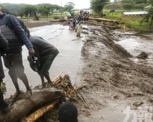 肯尼亞西北部山泥傾瀉至今72人死