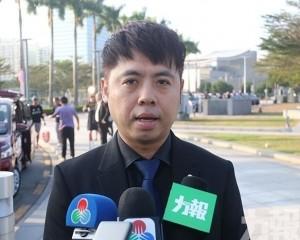 余健龍:已向交局查詢網約車情況