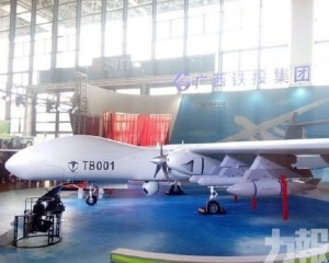 中國最新大型無人機曝光
