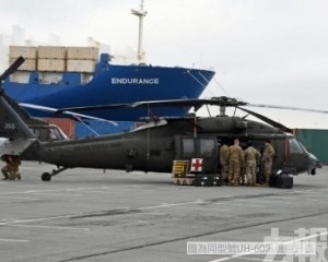 美軍「黑鷹」直升機墜毀3人喪生