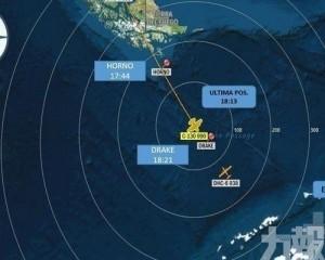 智利空軍確認:已失事