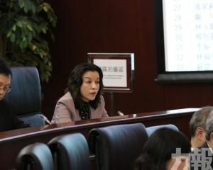 社工局局長黃艷梅即將退休