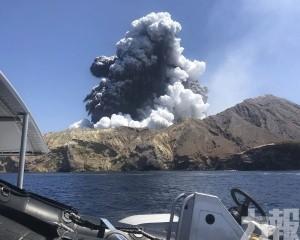 紐西蘭懷特島火山爆發增至8人死亡