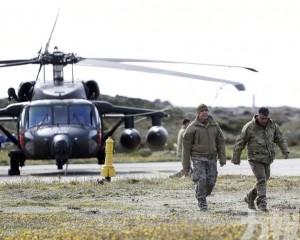 智利軍方發現疑似飛機殘骸