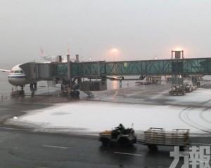 北京兩機場取消至少46航班