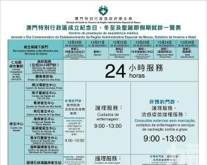 衛生局安排相關醫療就診時間