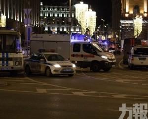 莫斯科聯邦安全局爆槍擊2死5傷
