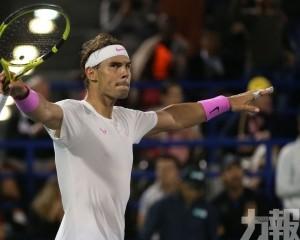 拿度破紀錄5奪阿布札比網賽冠軍