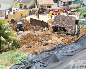 巴西山泥傾瀉釀7死