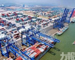 廣州港穩居今年世界港口前五