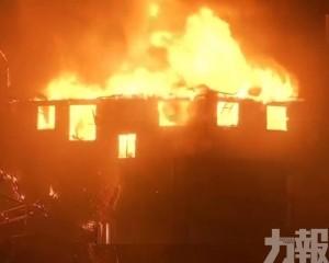 智利山火燒燬逾200民居