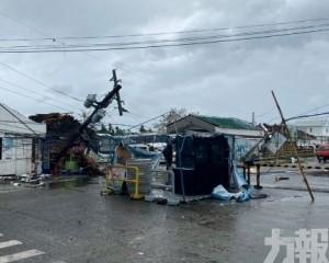 「巴蓬」吹襲菲律賓中部至今16人死