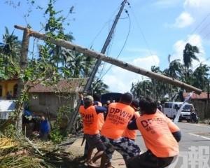「巴蓬」吹襲菲律賓增至28人死