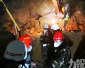 山西晉城在建隧道塌方已致5人遇難