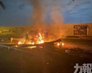 伊拉克巴格達機場附近遭襲 至少8死