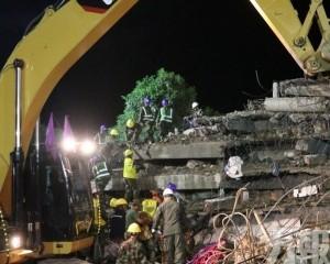 柬埔寨在建樓房倒塌致6死16傷