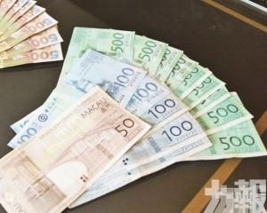 上年11月居民存款按月減少0.2%至6,561億元