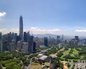 深圳2019年GDP破2.6萬億元