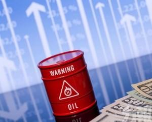 油價、金價急升