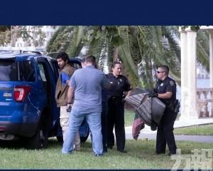 伊朗男子在特朗普莊園附近被捕