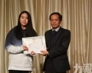 楊慧鈴膺全年最佳壁球運動員