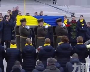 烏克蘭死者遺體運抵基輔
