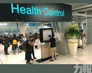 泰國首位武漢肺炎患者返回中國