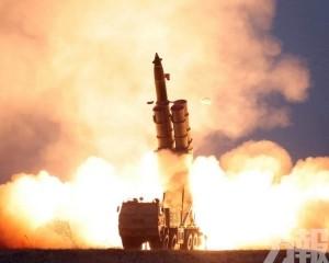 美方認為朝鮮或準備試射導彈