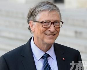 蓋茨基金會捐款500萬美元