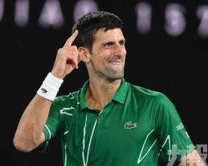 迪祖高域爭取衛冕澳網錦標只差一步
