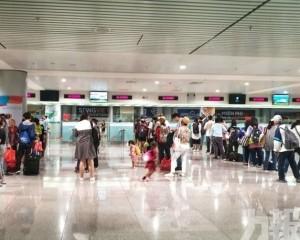 越南晚上宣布復飛澳門航班