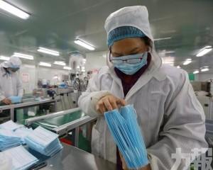 韓日英等11國向中方捐贈物資