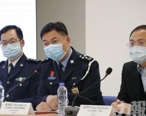 治安警:找到2名湖北省外僱