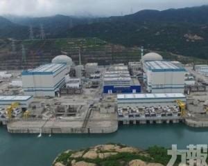 台山核電廠運行事件無構成影響