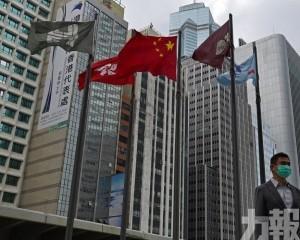香港廠商會:港經濟持續萎縮