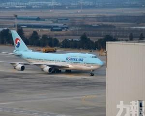 韓國第3班撤僑包機 5乘客發燒