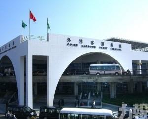 今日外港往返深圳海上客運暫停